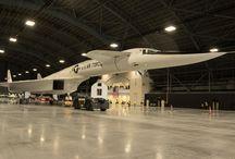 XB-70 supersonic cruise bomber