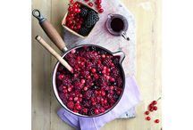 Summer Fruits / Recipes involving summer fruits
