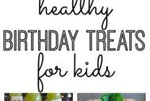 Birthday Treat Ideas
