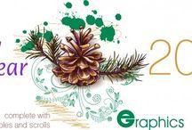 eGraphics Grapevine / Evergreene Graphics Newsletter/Blog