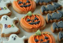 Inspiration - Halloween / Spooks and fights and all things nice... That's what we love about Halloween