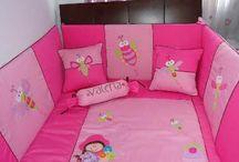 cama cunas bebe