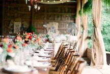 Wedding Styling / Tables, Chairs, Centrepieces, Decorations etc.