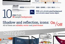 Creativity iMac Mock-Up on envato
