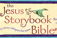 Jesus Storybook Bible / by Emily Donald