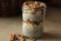 Egészséges reggeli / Mit egyek reggelire, ami gyorsan kész van és egészséges is? Íme, néhány recept.