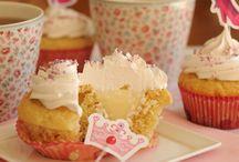 Cupcakes y dulces para hacer en vacaciones