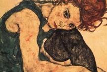 Like this... / Egon Schiele