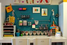 Art Studios for Kids / by Delicate Construction