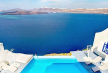 Astarte View... / The amazing view of Astarte suites in Santorini...#Santorini #Greece #AstarteSuites
