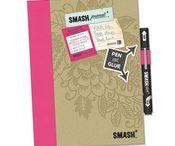 Smash Books, Scrapbooks, & Journaling