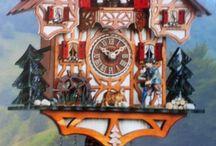 orologi a cucù e a pendolo / capolavori del tempo