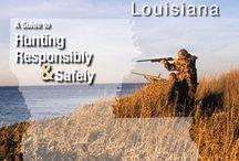 Louisiana / by Hunter Ed