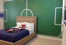 Boys rooms
