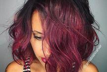 Hair coloring