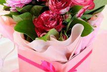 Virágok - csokrok