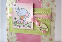 Sweet & cute / Some sweet and cute cards for inspiration