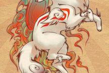 Fantasy Animals Art