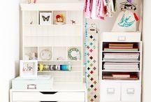 Crochet Storage Ideas.