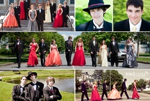 prom photo shoot / by Susie Mann