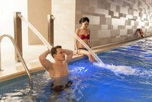 Swim and relax