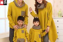 Ubrania wzorce