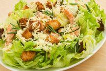 Só saladas!!