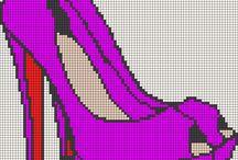 chaussures / dessins