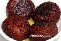 Kala Jamun-Khoya Gulab Jamun