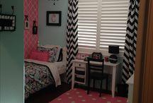 Ella's new room