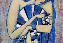 art women / kunst vrouwen