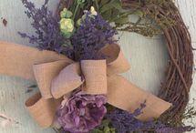 beautiful wreaths/ guirnaldas