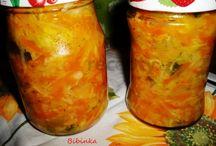 Polévky-zavářky-zelenina