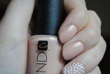 Nails, make-up, and girly things
