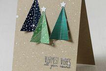 Vánoční přání a dekorace
