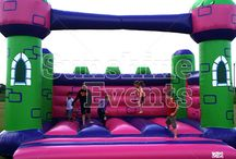 Summer Fun Days / Nothing beats a good fun day and here at Sunshine Events, we offer a wide selection of fun and exciting equipment to help make your event a huge success! They don't call us the Fun Experts for nothing!