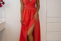 wrap dress / by Claire Davidson