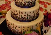 Mehendi cake