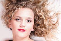 Cherub curls