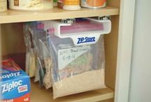 ZipNStore Food Storage System / #Kulabrands very first product #ZipNStore is going to help save you space in the kitchen! It's a revolution in the world of kitchen storage. Hurry! Get yours today! http://goo.gl/fbkrNG