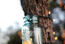 Ball Jar Crafts / by Buffy Russell