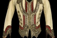Male Ballet Costumes / Breathtaking images of male ballet costumes, coats, etc. from the top ballet companies.
