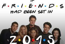 // F R I E N D S \\ / Friends stuff :)