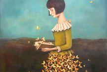 art / by Danielle Lizardi