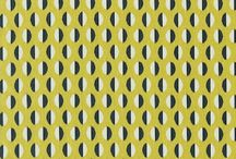 Fabric and wall paper