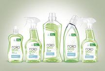 Seria Roko Eco / Oto nasze produkty. Szukajcie ich w sieci marketów Biedronka w całej Polsce