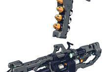 armes lourde