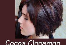 Nice hair color and cut. You like??? / Hair