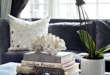 Apartment Styling / Scroll through our favorite apartment styling inspiration and turn your apartment into a home.