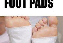 detox foot ect